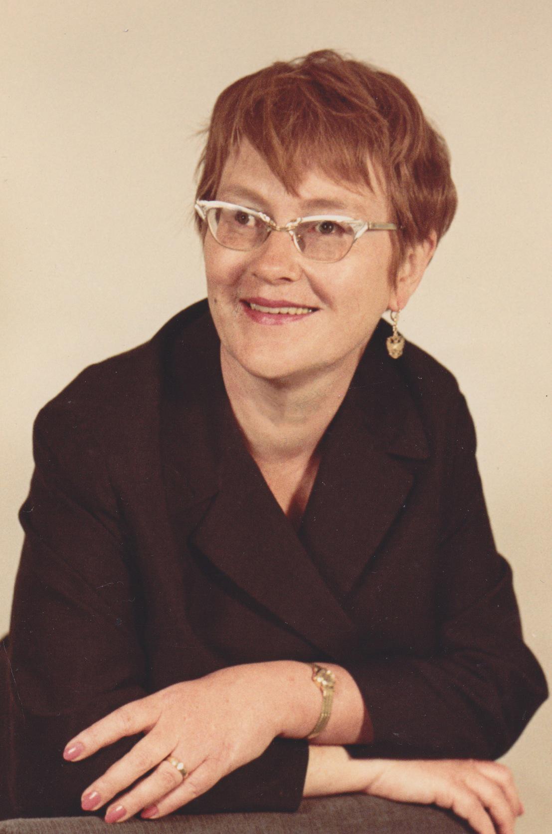 Biografie. <b>Marie Louise</b> Fischer - mlf_1967_0